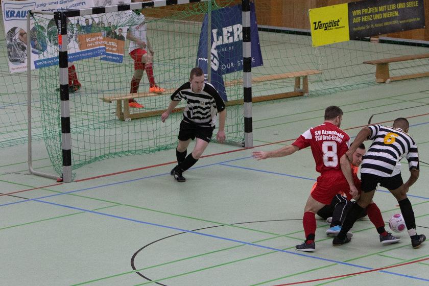 OL-Hallenmasters2018 2.Mannschaft Gruppe A (14 von 27)