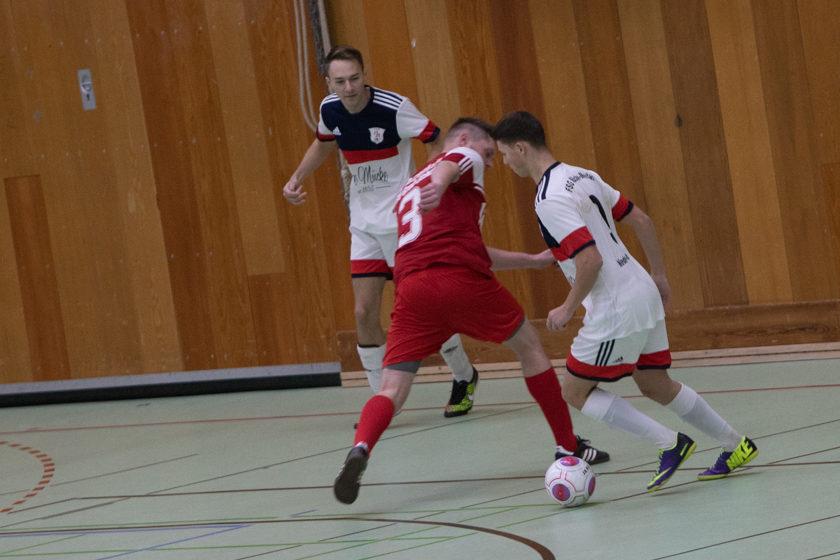 OL-Hallenmasters2018 2.Mannschaft Gruppe A (2 von 27)