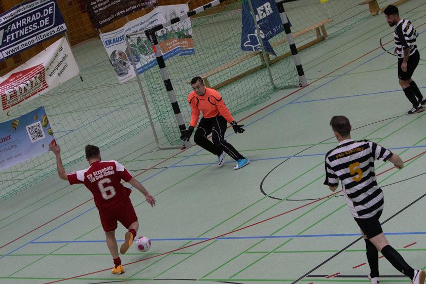 OL-Hallenmasters2018 2.Mannschaft Gruppe A (21 von 27)