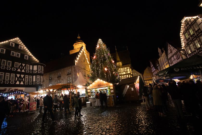 Alsfeld Weihnachtsmarkt.Oh Wie Schön War Der Alsfelder Weihnachtsmarkt Oberhessen Live