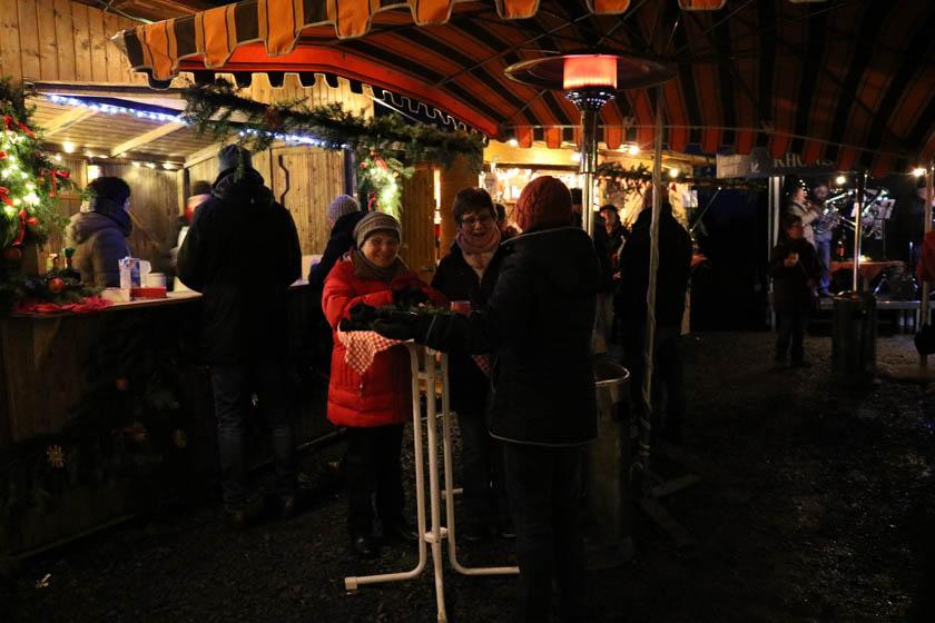 Weihnachtsmarkt Heiligabend.Entspannung Und Genuss Pur Vor Heiligabend Oberhessen Live