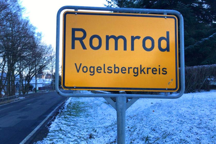Durchsuchung Bei Rechtem Polizisten Wohl In Der Gemarkung Romrod