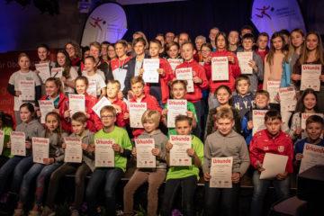 184 Vogelsberger Sportler für Leistungen geehrt - Oberhessen