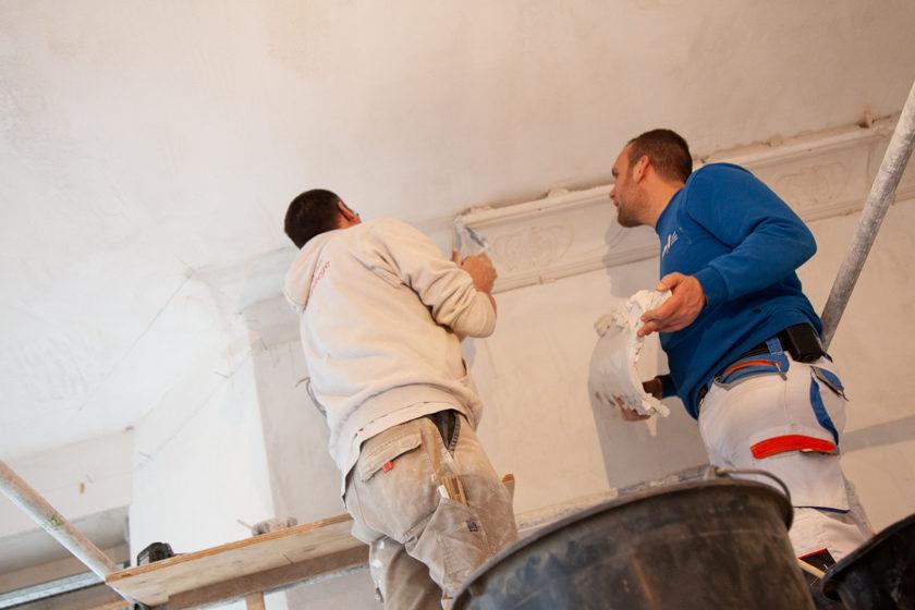 OL-Stuckarbeiten Villa Raab (20 von 23)