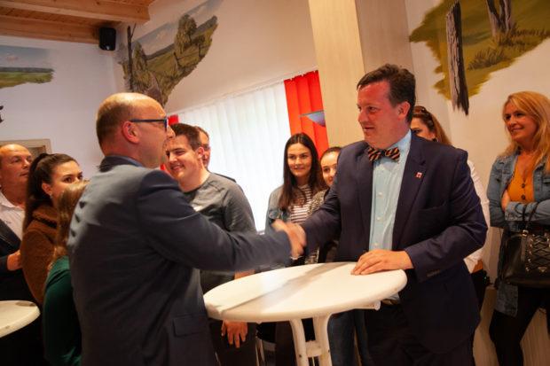 Dietmar Krist bleibt weiterhin Bürgermeister von Antrifttal
