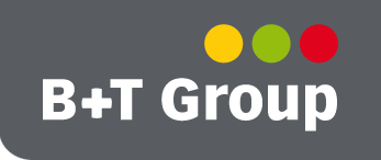 Logo B+T Group