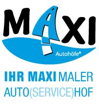 Logo MAXI Autohof Mücke