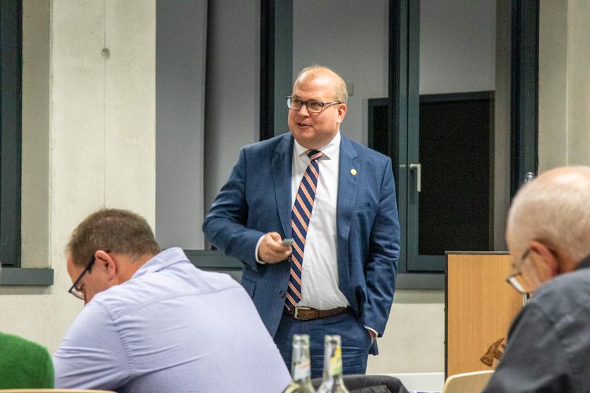 Haushaltseinbringung im StadtparlamentStadt Alsfeld plant erneut mit Überschuss-Haushalt - Oberhessen-live