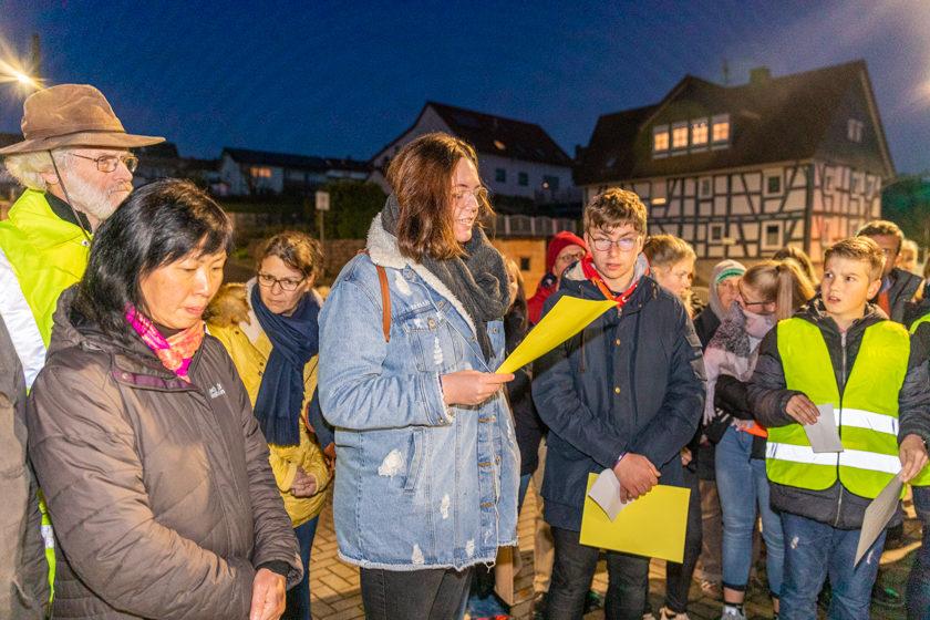 2019-11-09 Gedenkveranstaltung Reichsprogromnacht Kirtorf -16