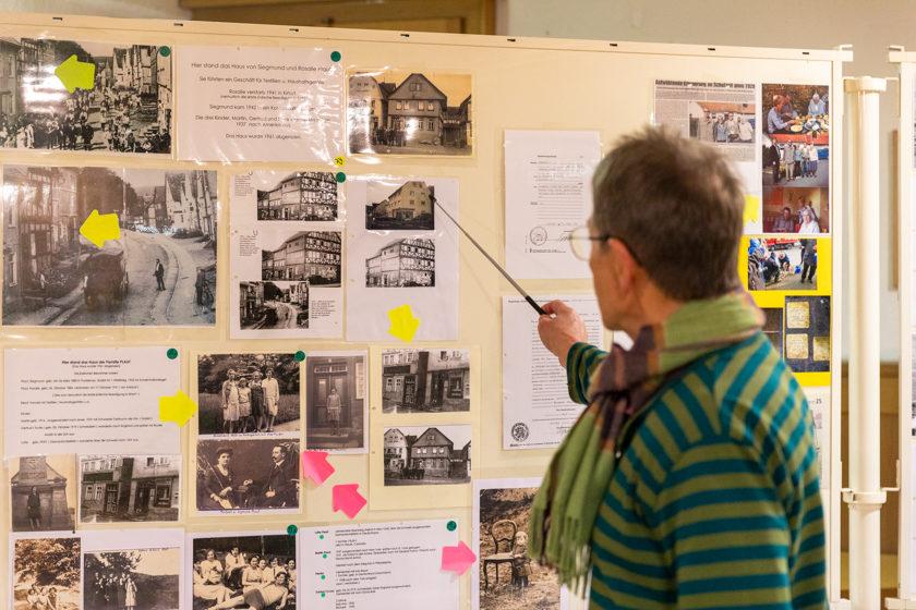 2019-11-09 Gedenkveranstaltung Reichsprogromnacht Kirtorf -34