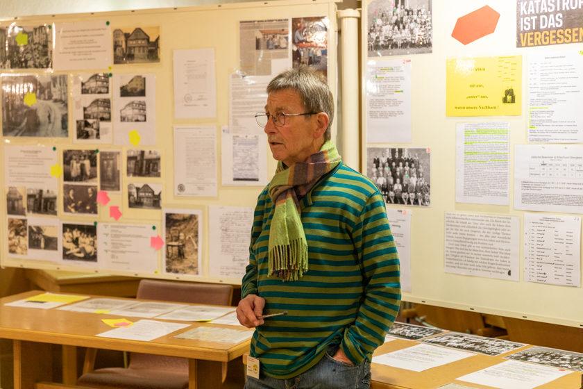 2019-11-09 Gedenkveranstaltung Reichsprogromnacht Kirtorf -37