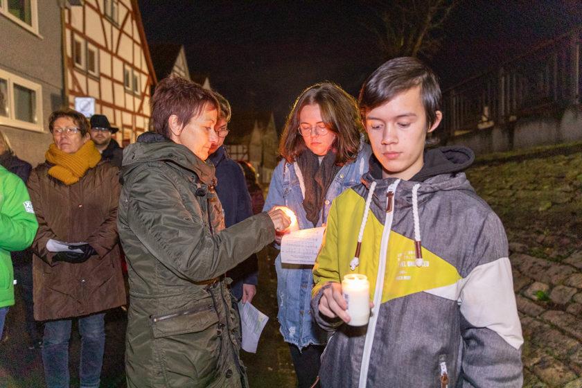 2019-11-09 Gedenkveranstaltung Reichsprogromnacht Kirtorf -52