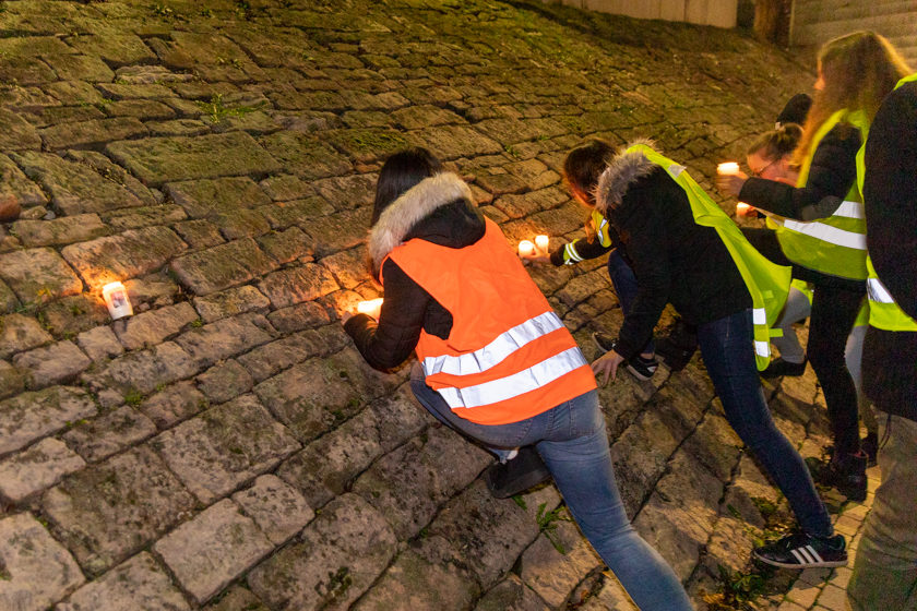 2019-11-09 Gedenkveranstaltung Reichsprogromnacht Kirtorf -66