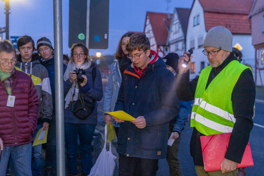 2019-11-09 Gedenkveranstaltung Reichsprogromnacht Kirtorf -7