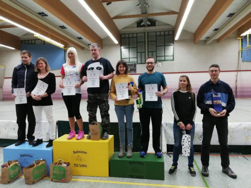 Traditionelles Badmintonturnier in SchlitzSpielfreude und Erfolg beim Badmintonverein Alsfeld - Oberhessen-live