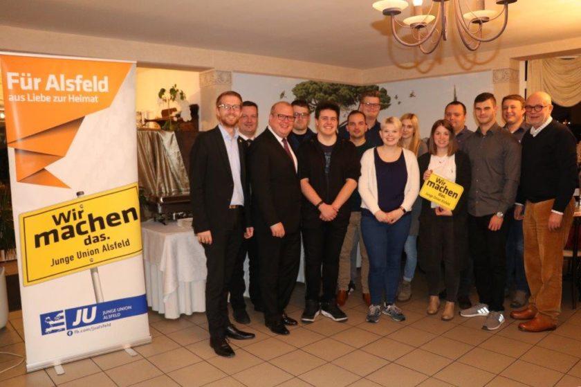 Junge Union Alsfeld auf Kurs - Oberhessen-live