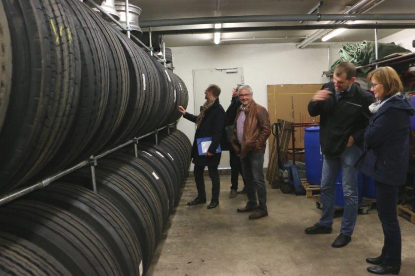 Recycling und Logistik, Bohn Bioenergie und Reifenservice - Oberhessen-live