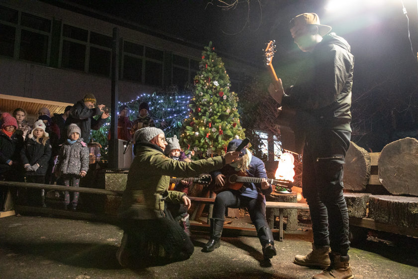 2019-12-05 Lebendiger Adventskalender Romrod (14 von 24)
