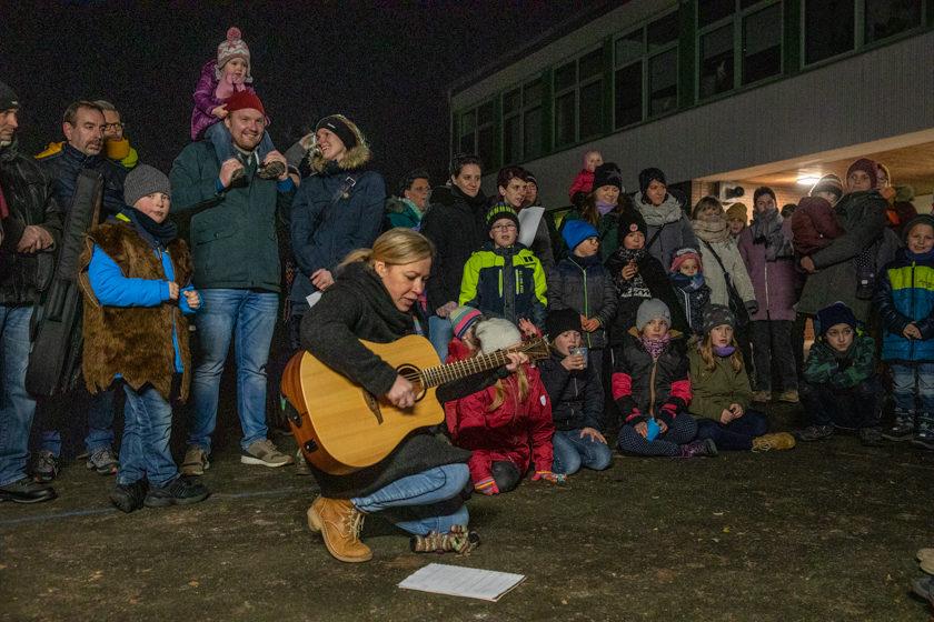 2019-12-05 Lebendiger Adventskalender Romrod (5 von 24)