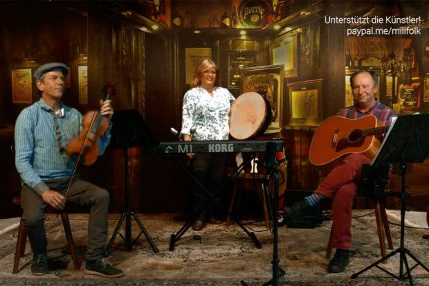 Irland und Schottland musikalisch erleben mit Mill Folk