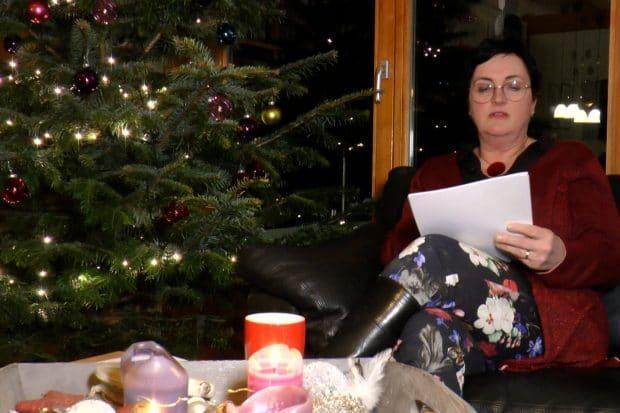 Traudi liest: Weihnachten von der Couch