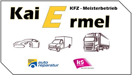 Logo KFZ Meisterbetrieb Kai Ermel