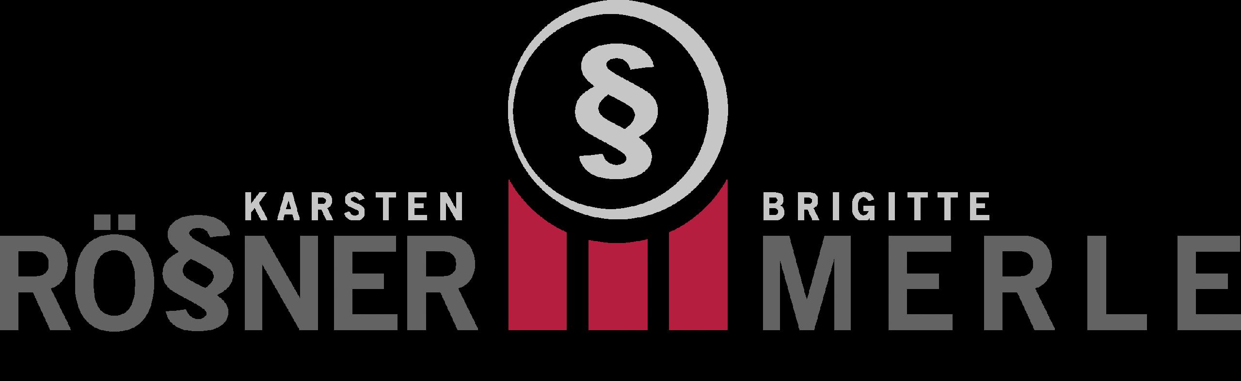 Logo Rechtsanwälte Rößner Merle