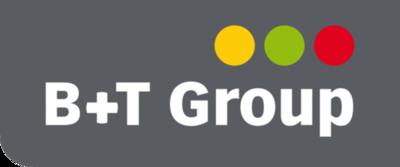 Logo B+T Group