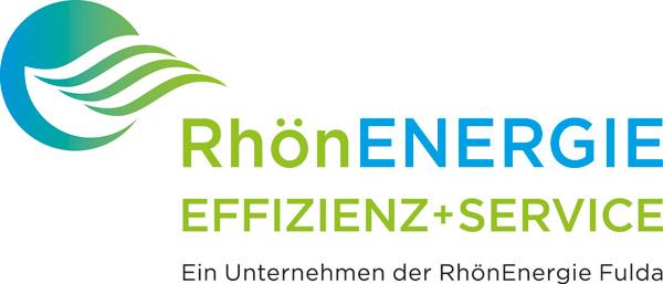 Logo RhönEnergie Effizienz + Service GmbH