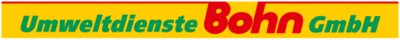 Logo Umweltdienste Bohn GmbH