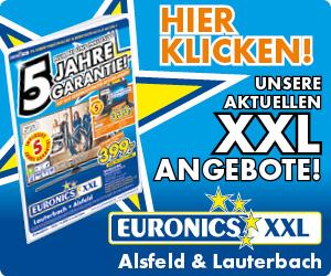 Euronics XXL - 5 Jahre Garantie