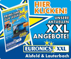Euronics XXL - Prime-Time zu Jederzeit