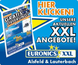 Euronics XXL - Gratislieferung